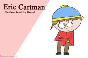 Eric Cartman by Skeeett