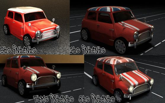 Mini evolution 2nd Part by the-kender