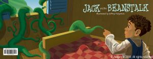 Jack and the Beanstalk_cover by JFulgencio