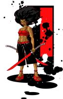 The Original Lethal Vixen by 5000WATTS