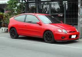 1995 Ford Laser Coupe by pete7868