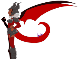 [C] .:Strong Black Woman:. by cquiles