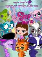 Littlest Pet Shop the Movie (Hasbro idea art) by SkyfallerArt