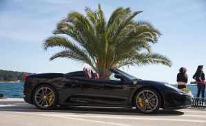 Ferrari in Porec by Dany-Art