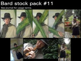 Bard Stock Pack 11 by Durkee341