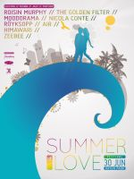 Sommer of Love - Festival .psd by isoarts2