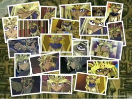 YGO- Pharaoh Atem by EmotionalDisaster666