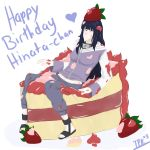 Happy Birthday Hinata~ by ThePurpleKitsune