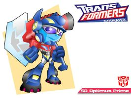SD_Animated Optimus Prime by the-tracer
