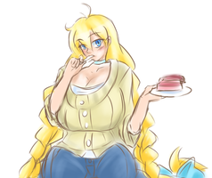 Cake by NGBH