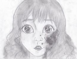 You Can See The Fear In Her Eyes by AngelicAtsumi