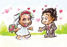 My Wedding Day by Likodemus