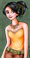 Earthy Girl by Jessica-Tanner
