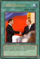 TANDEMocracy spell card by vote-tennant