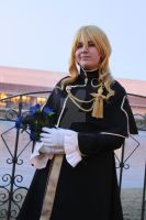 SacAnime 2012W - Gatekeeper by handstobraces