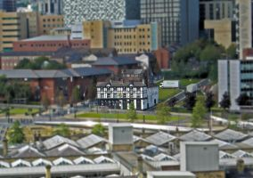 City: Sheffield 10 by letTheColorsRumble