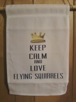 Keep Calm and Love Flying Squirrels 01 by HelloKittyTsi