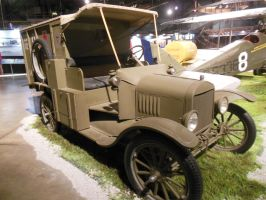 WWI Ford Model T Ambulance by rlkitterman