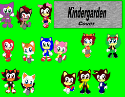 Kindergarden Cover by Sonic-Lover9