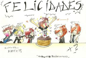 Happy 9thBirthday by Dirl