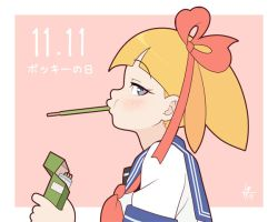Pocky Day by Louistrations