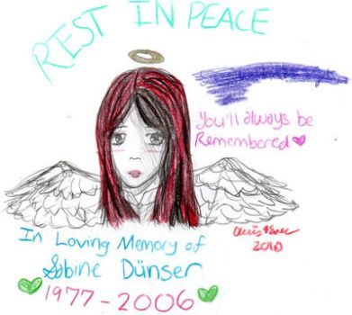Sabine Dunser Tribute by cleris4ever