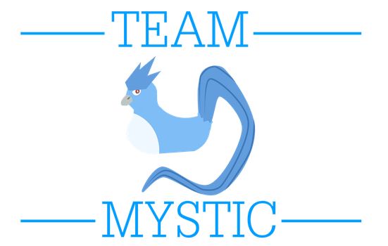 Team Mystic by AsaYuri