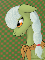 Young Granny Smith by Adalbertus