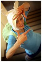 Fionna Cosplay by Knorke-chan