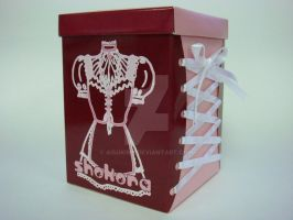 Shokora Packaging 1 by aisuiono