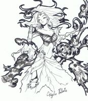Necrophilia for Liliana by niaryusuke