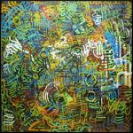 Keith Haring on Speed by Danny Hennesy by MushroomBrain