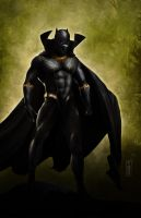 Black Panther by Harben-Pictures
