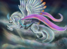 Ethereal by animalartist16