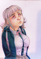 straight from the books nanami by MottInThePot