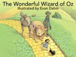 Wizard of Oz book by devilevn
