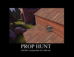 Prop Hunt Demotivational 2 by Py-Bun