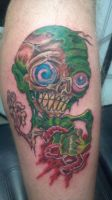 Jime Litwalk Zombie by Whitewiccan