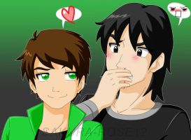 Ben 10 - bevin by Sakura-Rose12