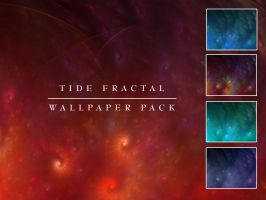 Tide Fractal Wallpaper Pack by Scully7491