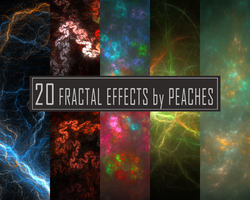 Fractal Effects 2 by JU5TPeachy