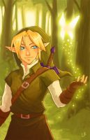 Link by om-nom-berries