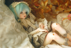 BJD - Salomon 5 by Strawberryresin