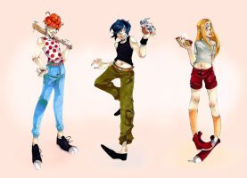 Kankers! by JollyGolightly
