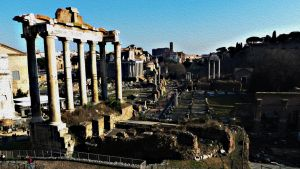 Forum Romanum by woodsman2b
