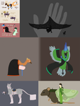 (6/7 OPEN) Misc. fantasy adopt auctions by EOScears