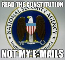 Read The Constitution, Not My E-Mails by xxWeAreAnonymousxx