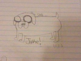 Jake the Dog! -un edited- by JazmineVanity