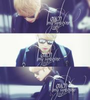 set cover {touch my sunshine} -jaejoong by bibi97nd
