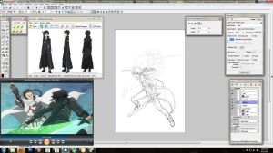SAO WIP by ishquid